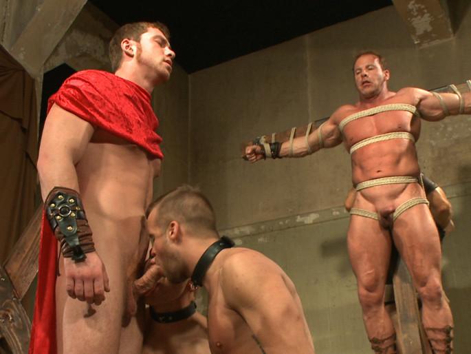 Порно фильмы про римских гладиаторах
