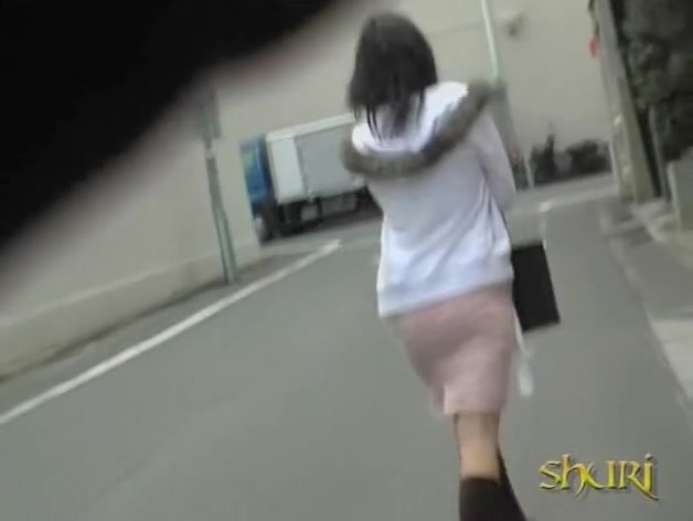 Japanese sharking pulling girls tops down — photo 6