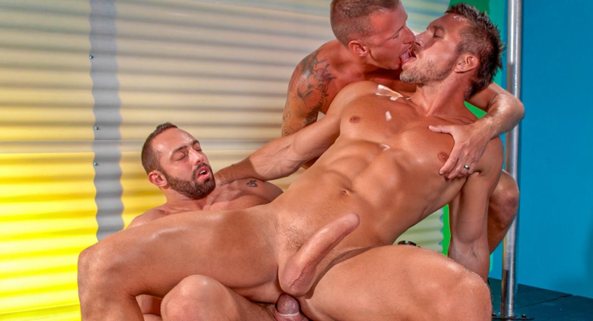 gay horny campers gay porno